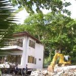 Обрушился отель в Тайланде на острове ко Чанг