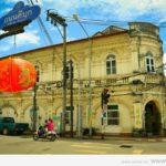 Пхукет Таун. Город Пхукет в Таиланде.