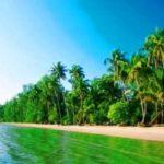 Пляжи острова Ко Чанг в Таиланде.